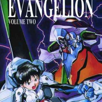 Neon Genesis Evangelion 2: A Flaming Sword Which Turned Every Way (Neon Genesis Evangelion (Viz) (Graphic Novels))