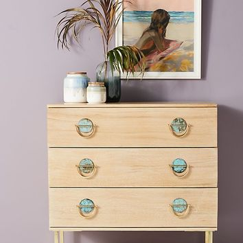 Isoke Three-Drawer Dresser