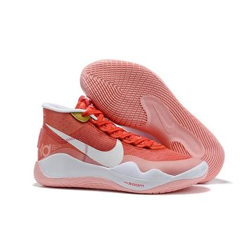 """Nike KD 12 Kevin Durant XII """"University Red"""" Basketball Shoes - Best Deal Online"""