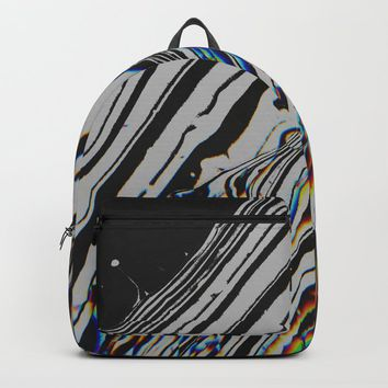 You were my vagabond Backpack by duckyb