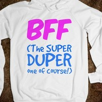 BFF - The Super-Duper One of Course - Connected Universe