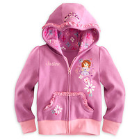 Disney Sofia Hoodie for Girls - Personalizable | Disney Store