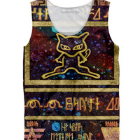 1st Edition Holographic Tank Top