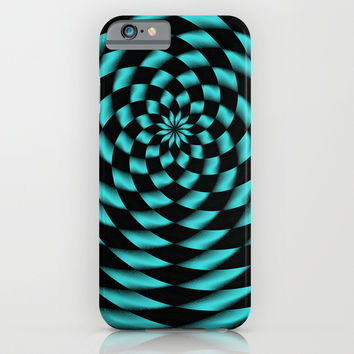 Tessalation 1 iPhone & iPod Case by Alice Gosling