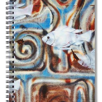 Fish - Spiral Notebook