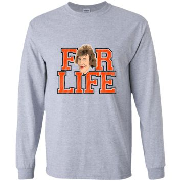 Bobby for Life  LS Ultra Cotton T-Shirt