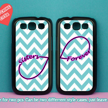 samsung galaxy S4 mini case,sisters forever,samsung galaxy S3 mini case,samsung galaxy S3 case,samsung galaxy s4 active case,samsung S4 case