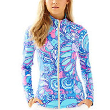 8ef326c9e4bc Luxletic Weekender Jacket - Lilly from Lilly Pulitzer