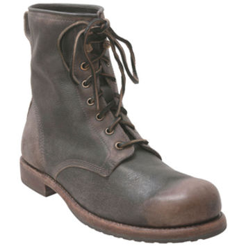 Frye Wayde Combat Dark Brown Dark Brown Boot
