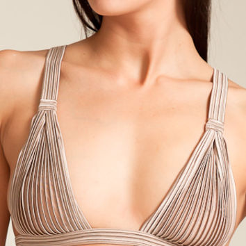 La Perla: Bordatori Triangle Bra at Nancy Meyer