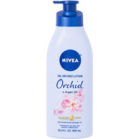 Online Only Oil Infused Lotion Orchid & Argan Oil