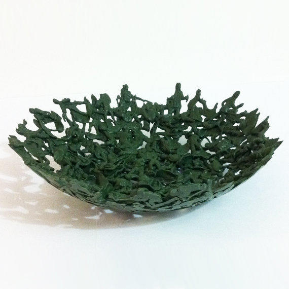 Toy Soldier Bowl