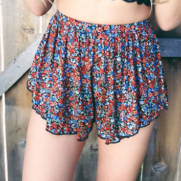 Jess Spring Shorts | ootdfash