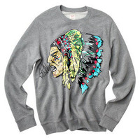 American Warrior Crew Neck Sweater