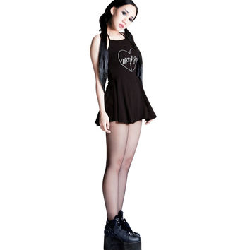 EUPHORIA : MORPH8NE BLACK DRESS