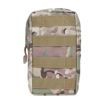 Outdoor Nature Outdoor Military Fans Zipper Bag Package Men Tactical Molle Pockets Waist Pack Running Pouch Travel Camping Bags Soft back