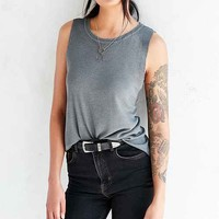 Project Social T Kylie Thermal Muscle Tee