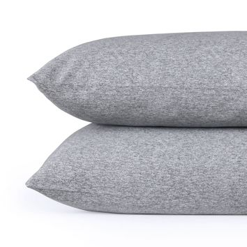 Perfect Grey Pillowcase Set