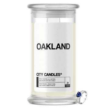 Oakland | City Candle®