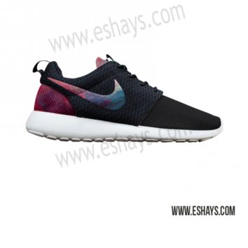 Custom Roshes- Bright Galaxy Sky Nike Roshe Run