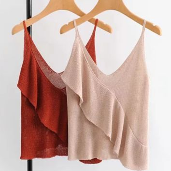 A sexy new summer jersey top for women