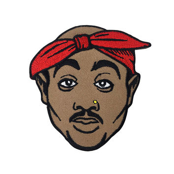 All Eyez On Me Patch (Limited Edition)