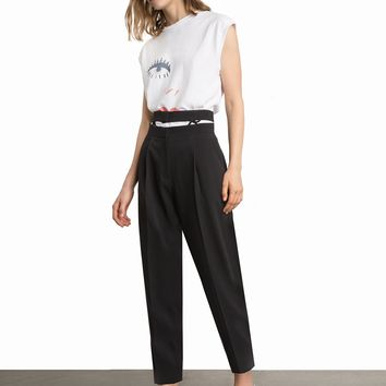 OSLO DOUBLE WAIST PANTS