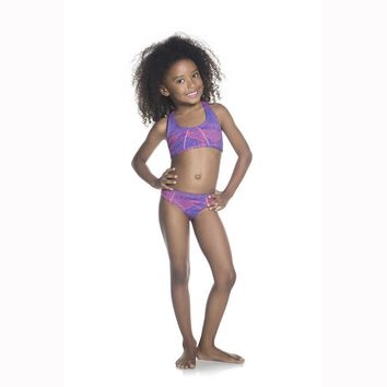 Ondademar Girls Malesia Structured Bikini