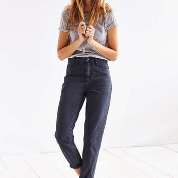 BDG Mom Jean - Black - Urban Outfitters