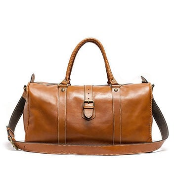 Patricia Nash Thebes Weekender Bag | Dillards