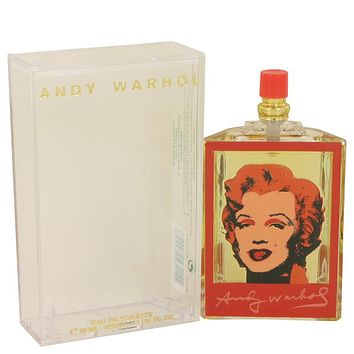 Andy Warhol Marilyn Red by Andy Warhol