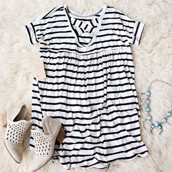 Adobe Stripe Tee