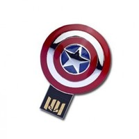 2012 Marvel Avengers Movie America Captain 8 Gb Usb2.0 Flash Drive Superhero:Amazon:Computers & Accessories