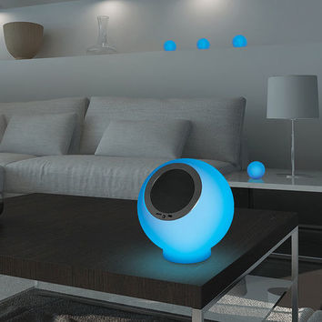 Eluma Lights Bluetooth Speaker System