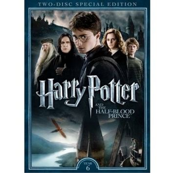 Harry Potter And The Half-Blood Prince (2-Disc Special Edition) (Walmart Exclusive) - Walmart.com