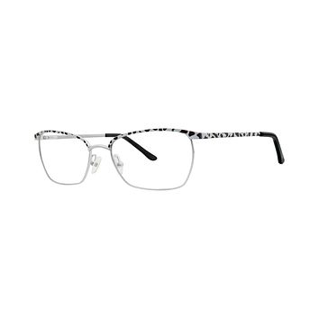 Dana Buchman - Phlox 53mm Dalmation Eyeglasses / Demo Lenses