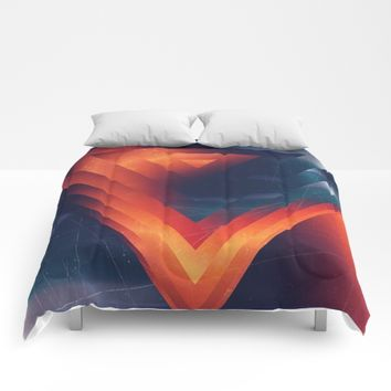Triangled Comforters by DuckyB