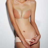 Self-Adhesive Silicone Bra,Strapless Backless by Fashion888