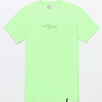 HUF Worldwide Overdyed T-Shirt at PacSun.com