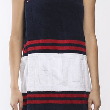 Vintage Tommy Hilfiger Towel Wrap Dress