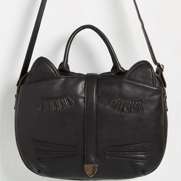 Feeling Paw-some Bag | Mod Retro Vintage Bags | ModCloth.com