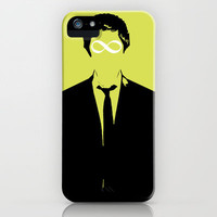 Perks of Being A Wallflower Movie Poster-LIME iPhone & iPod Case by RoarsAdams