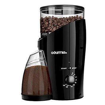 Gourmia GCG185 Electric Burr Coffee Grinder