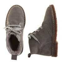 crewcuts Boys Shearling Macalister Boots