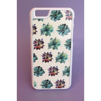 Watercolor Succulents Phone Case