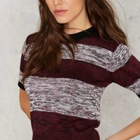 All the Stripe Reasons Knit Sweater