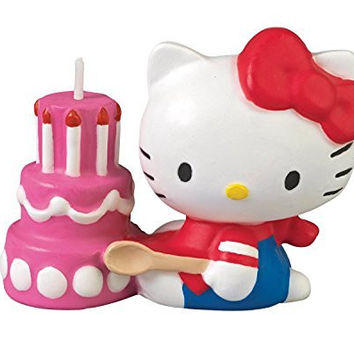 Wilton Hello Kitty Licensed Birthday Candle