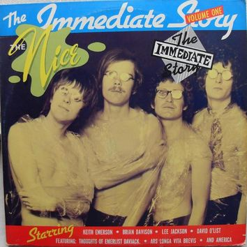 The Immediate Story: Volume One - The Nice, LP (Pre-Owned)