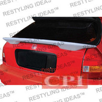 Honda 1996-2000 Civic Hb Factory Style Spoiler Performance-d