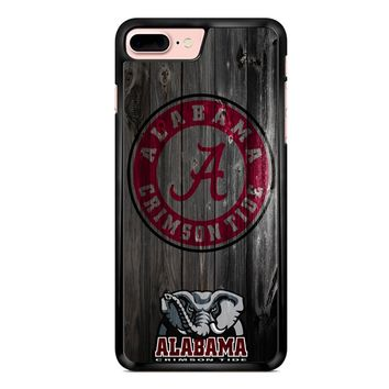 Alabama Crimson Tide iPhone 7 Plus Case